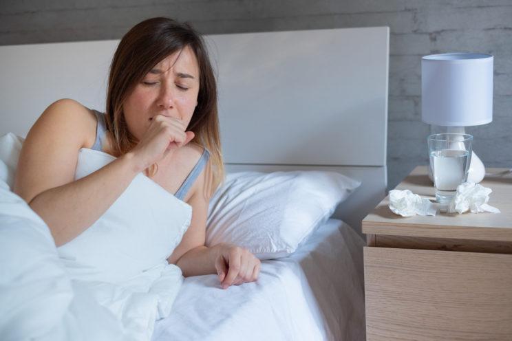 jak spać przy bólach mięśnia gruszkowatego
