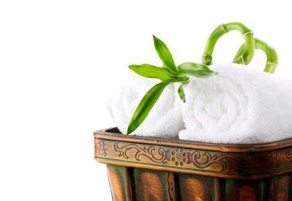 ręcznik bambus