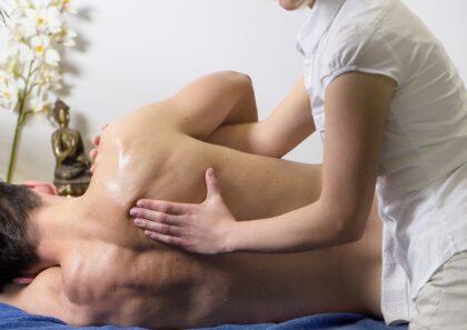 Osteopatia na bóle i problemy